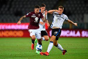 Torino-Atalanta 1-2, il tabellino