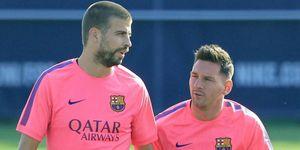 Piqué scommette su Messi: comprati i diritti della Ligue 1