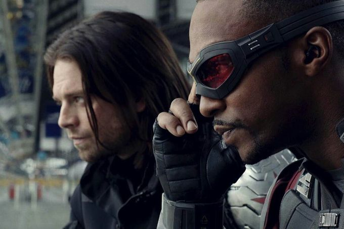 《美國隊長3:英雄內戰》奸角將會在The Falcon and the Winter Soldier現身!!