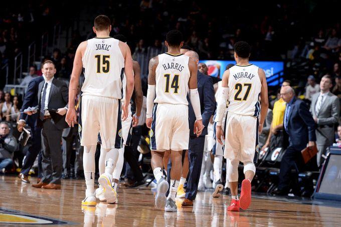 丹佛籃球的未來  金塊將三位年輕核心列為非賣品