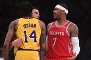 湖人與Carmelo Anthony已經終止合約談判