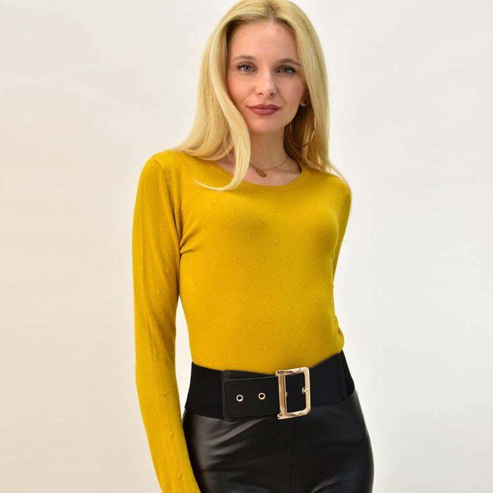 Γυναικεία basic μπλούζα