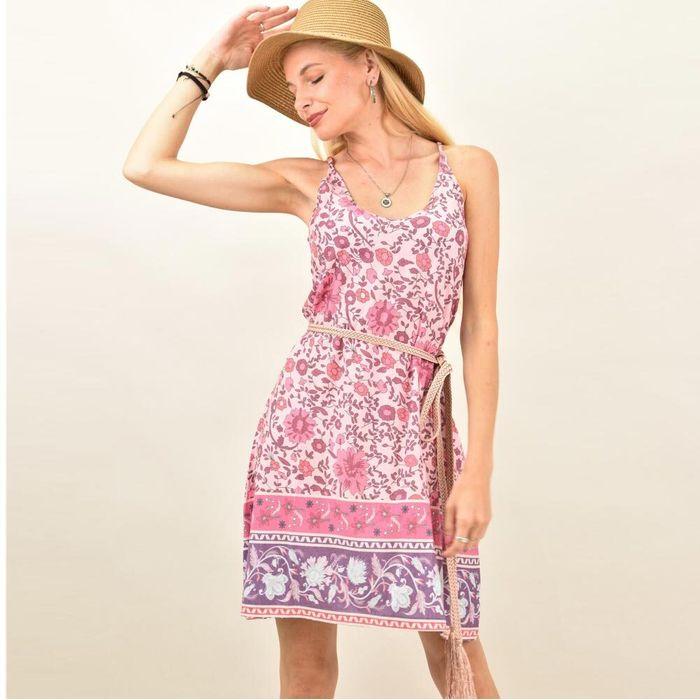 Γυναικείο φόρεμα φλοράλ