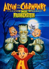 Alvin and the Chipmunks Meet Frankenstein