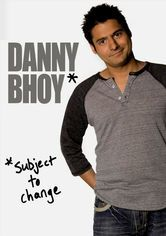 Danny Bhoy: Subject To Change