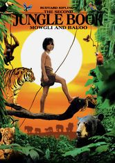 Rudyard Kipling's The Second Jungle Book: Mowgli & Baloo