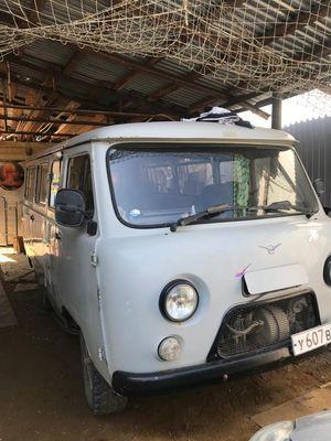 УАЗ 452 2001