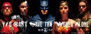 DC宣佈未來電影計劃!還有《正義聯盟》最新4分鐘預告片和海報!!