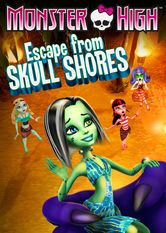 Monster High: Escape from Skull Shores