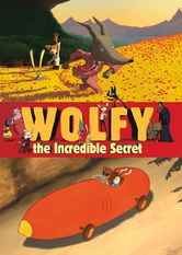 Wolfy: The Incredible Secret