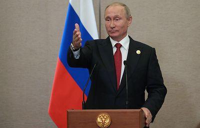 Путин подвел итоги саммита БРИКС и рассказал СМИ о своем видении ситуации в РФ и в мире