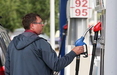 ФАС считает очевидной тенденцию на спад цены бензина на рынке