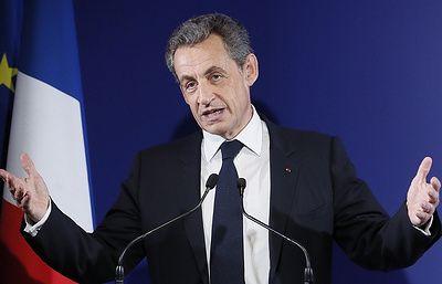 Экс-президент Франции Николя Саркози вернулся в медиапространство