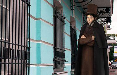 Почти 20 виртуальных двойников Пушкина появятся в Москве в день рождения поэта