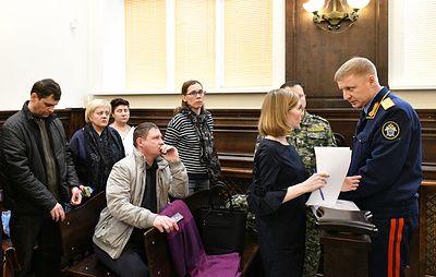 Суд оставил под арестом фигуранта дела о пожаре в ТЦ в Кемерове Терентьева