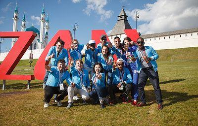 Городские волонтеры ЧМ-2018 поделились опытом с коллегами из FISU