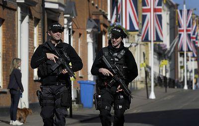 DM: британские власти готовятся к массовым протестам во время визита Трампа