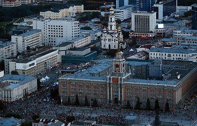 Гордума Екатеринбурга отменила прямые выборы главы города