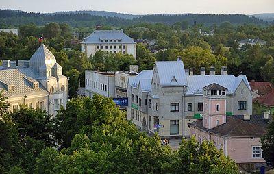 Власти Карелии надеются вернуть Сортавале статус исторического города РФ