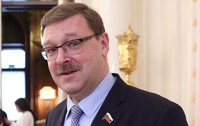 Косачев: сенаторы США от Республиканской партии планируют в начале июля приехать в РФ