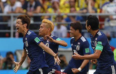 Японцу Нагатомо показалось, что матч с колумбийцами проходил не в Саранске, а в Боготе