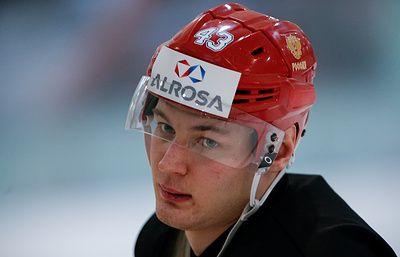 Хоккеист ЦСКА Ничушкин вновь не вошел в состав команды на пятый матч финала КХЛ