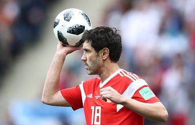Возвращение футболиста сборной России Жиркова в общую группу планируется в субботу