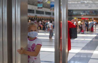 С июля 59 россиян заразились вирусом Коксаки в Анталье