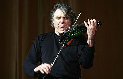 Во Франции умер джазовый скрипач Дидье Локвуд