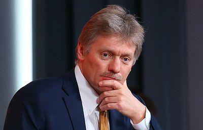 """Песков: """"Прямая линия"""" с президентом пройдет до ЧМ-2018"""