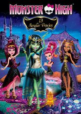 Monster High 13 Monster Desejos