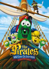 Pirates Who Don't Do Anything: A VeggieTales Movie
