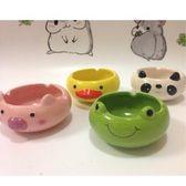 倉鼠黃金鼠老鼠家俱食盆造型可愛食物碗(160元)