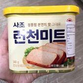 SAJO午餐肉-豆咪日韓小舖