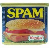美國SPAM午餐肉(豬)/1罐/340g