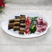 [MOLD-G00317]仿真食品模型爆炒鱔魚模型仿真食物模型假菜餚樣