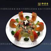 [MOLD-K00407]仿真食物模型定制桃園四季瓜模型假食物菜餚模型