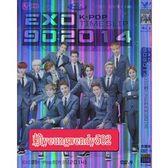 高清DVD專賣店韓劇《EXO的K-Pop時光機2014》(全新高清D9版)(三件免運)