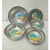瀝水籃304菜籃水果籃蔬果籃漏盆洗菜盆蒸盤304不鏽鋼蔬果籃(巧晶)台灣製造24cm