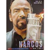歐美劇《Narcos毒梟第4季》(3DVD)