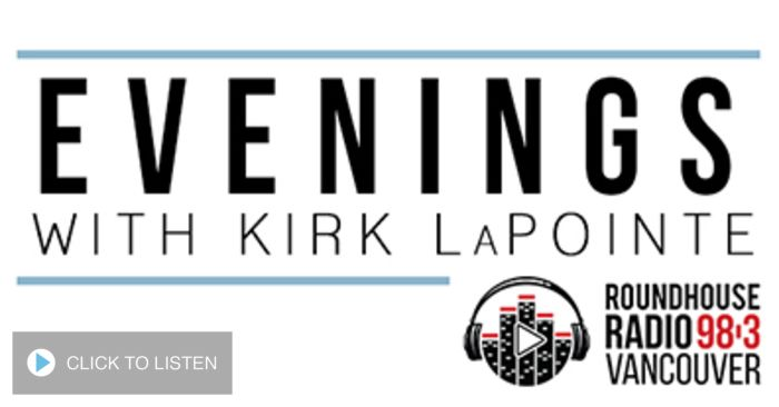 Evenings With Kirk LaPointe - Henry Yu and Melody Ma (Jan 9, 2017)