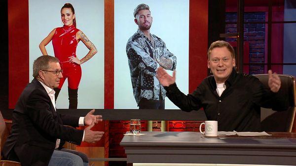 """""""Täglich frisch geröstet"""": Jan Hofer macht sein Trash-TV-Diplom live bei Knossi"""