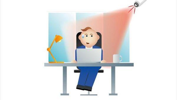 Mitarbeiterüberwachung: Was erlaubt und was verboten ist