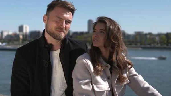 Niko Griesert: Süßer Videoeinblick in seinen Alltag mit Michèle