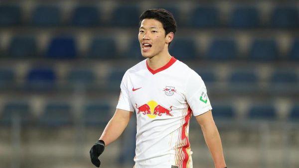 Trainer Marsch als Grund: Hwang vor Verbleib bei RB Leipzig