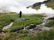 【冰島小眾景點】溫泉鎮Hveragerði + 野溫泉河Reykjadalur