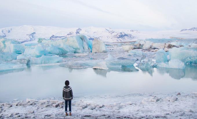 【冰島景點】傑古沙龍冰河湖,Jokulsarlon