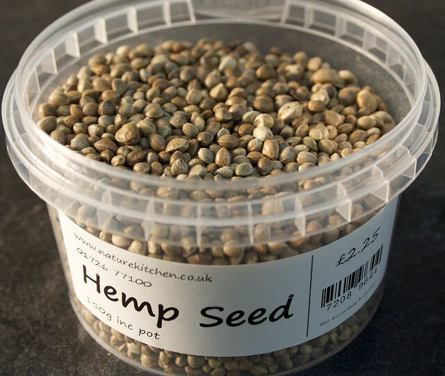 Colorado first in nation with certified hemp seed
