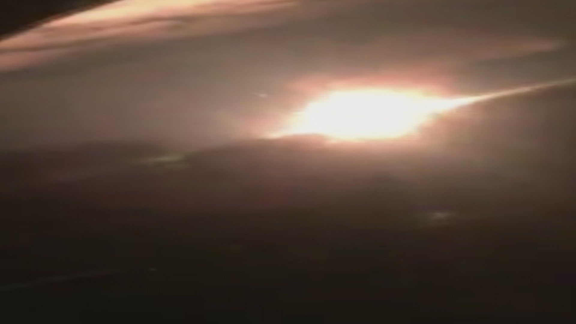 Pipeline explosion felt 60 miles away