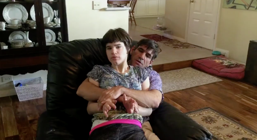 Richardson father risks freedom to promote cannabis treatments for his daughter